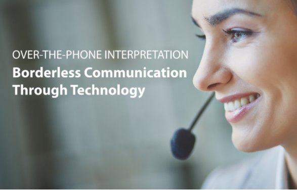 over-the-phone interpretation services